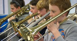 Lancashire Youth Brass Band
