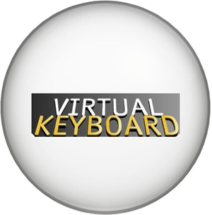 Virtual Keyboard App