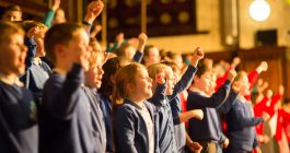 Lancashire School Choir