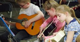 'Musical Futures' Whole Class Ensemble Tuition (WCET)