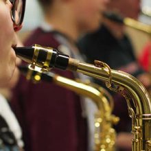 Lancashire Youth Jazz Orchestra & Lancashire Schools' Jazz Orchestra Christmas Concert 9th December