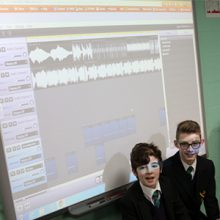 Showcasing a 19-Track Dubstep Album from All Hallows School