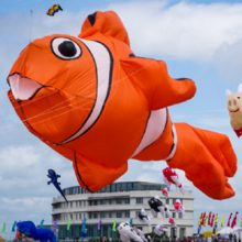 Catch The Wind Kite Festival 2017 24th & 25th June