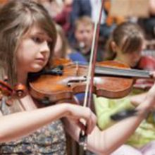 Lancashire Youth and Lancashire Schools Symphony Orchestras and Lancaster Grammar Schools Joint Orchestra 25th March