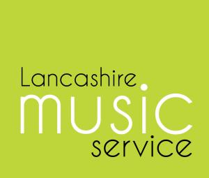 Lancashire Music Service logo