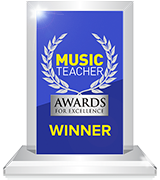Winner of Best Digital Resource in the Music Teacher Magazine Awards 2015