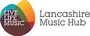 Lancashire Music Hub logo